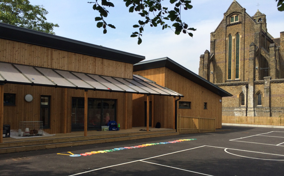St Matthew's Primary School – London